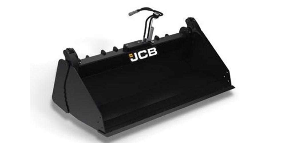 JCB Skid Steer Loader 6-In-1 Shovel