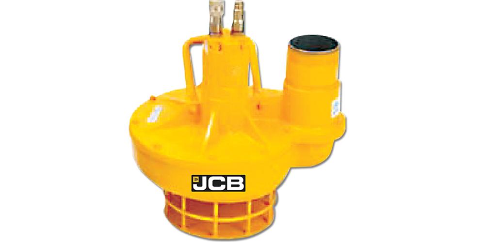 JCB TRASH PUMP