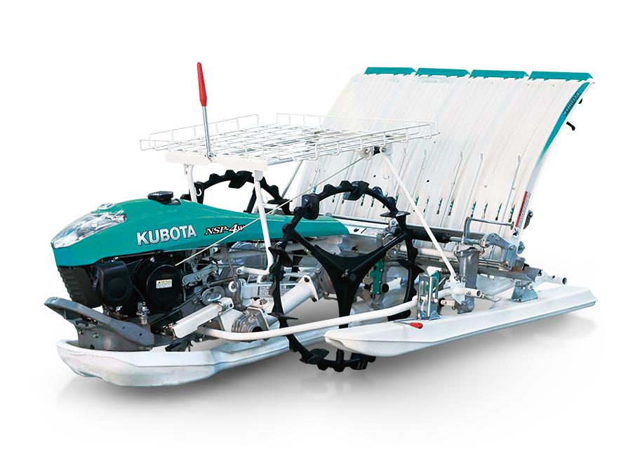 Kubota Rice Transplanter