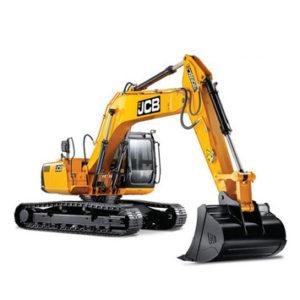 JCB excavator