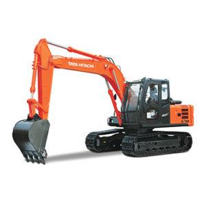 Tata excavator