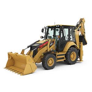 backhoe loader cat