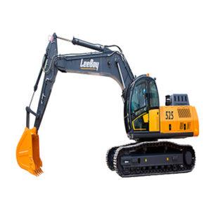 leeboy excavator