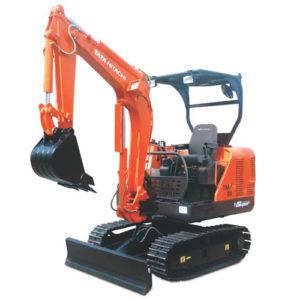 TMX 20 TATA Excavator
