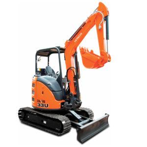 ZAXIS33U TATA Excavator